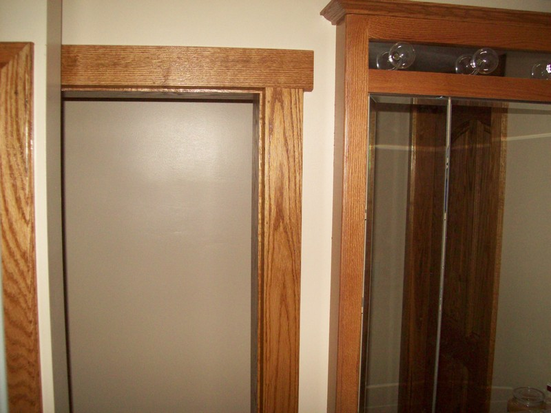 how to do wood trim work